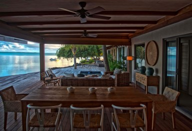 Beach House at Roches Noires
