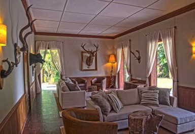 Rambouillet Game Lodge