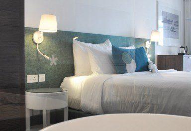 Lux Grand Gaube - Sample Room
