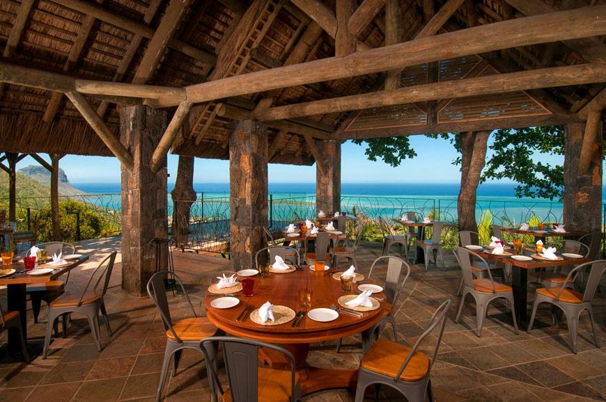 Le Chamarel Restaurant Id Vk Design Interior Design