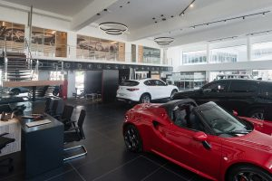 ID - ABC Motors - Interior - Ground View