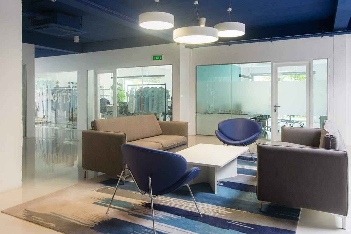 ID - Aquarelle - Interior - Lounge
