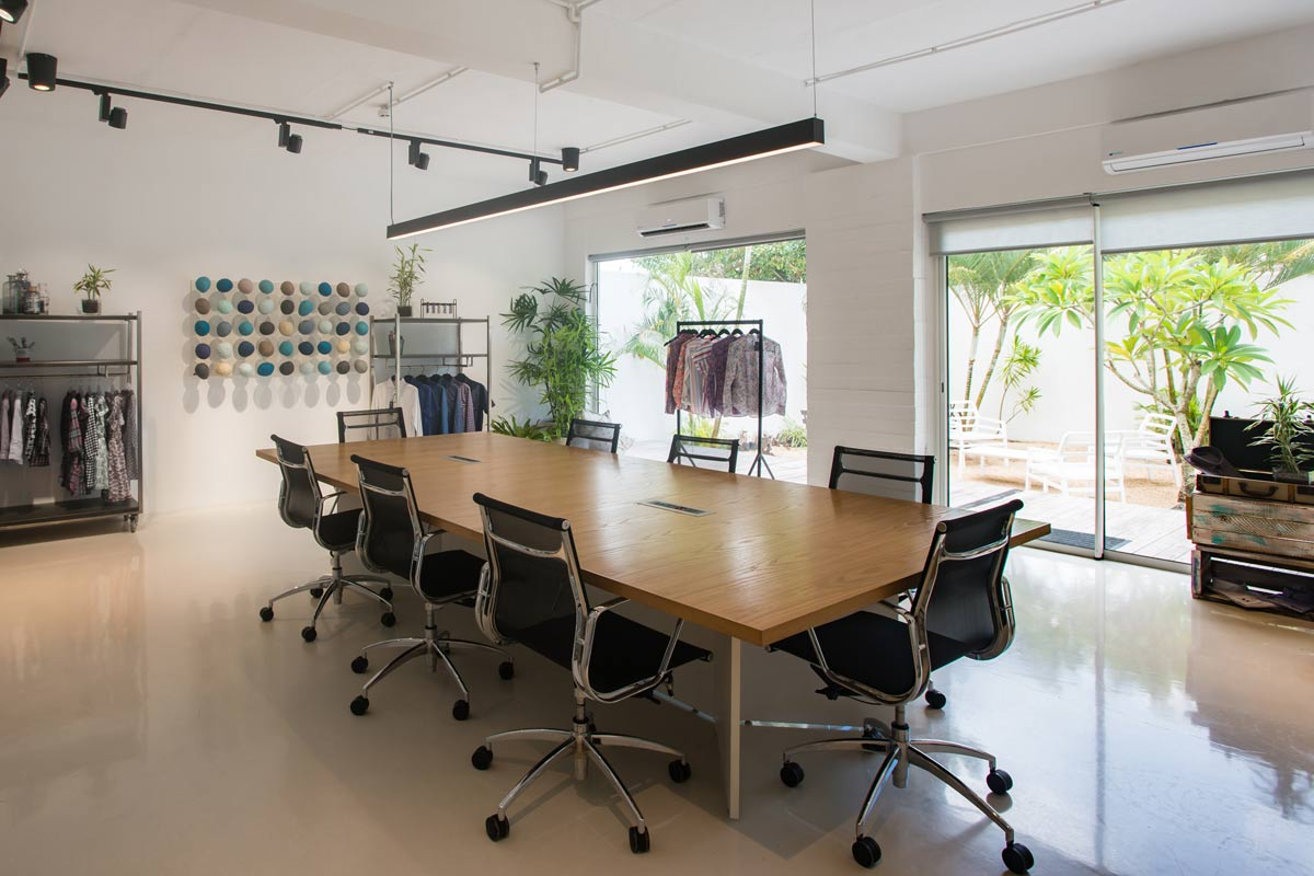 ID - Aquarelle - Interior - Meeting Room