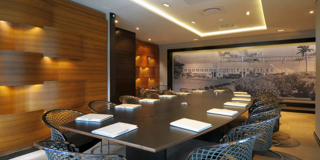 ID - IBL - Interior - Meeting Room