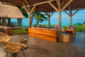 ID - Chamarel Restaurant - Interior - Lounge Area