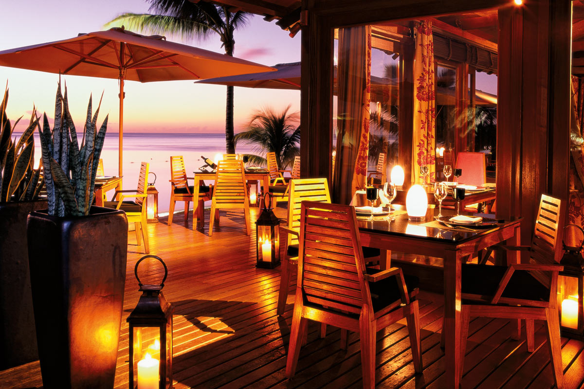 ID - LUX Le Morne - Exterior - Restaurant Area